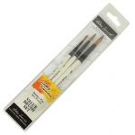 Daler-Rowney To The Point 3-Brush Set