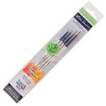 Daler-Rowney Simply Simmons Dot The Eyes 4-Brush Set: Synthetic Bristle, Acrylic, (model SS255400007), price per set