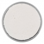 Snazaroo™  Individual Sparkle White Face Paint 18ml: White/Ivory, Pan, 18 ml, Water-Based, (model 1118001), price per each
