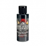 Wicked Colors™ 32oz Black Airbrush Paint: Black/Gray, Bottle, 32 oz, Airbrush, (model W002-32), price per each
