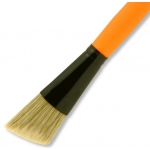 Dynasty® Urban FX Natural Bristle Large Edger: Long Handle, Bristle, Edger, Large, Urban Art, (model FM35333), price per each