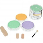 PanPastel® Ultra Soft Artists' Painting Pastel Pearlescent Secondary Color Set: Pan, Ultra Soft, (model PP30034), price per set