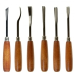 Sculpture House Wood Carving Set K1