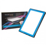 "Gagne Porta-Trace LED Light Panel: 11"" x 18"", Blue"
