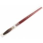 Mack Brown Pencil Quill Series 179L: #20, With Red Lacquered Handle