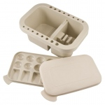 Heritage Arts  Plastic Brush Washer
