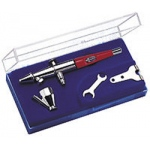 Paasche Model VLSTPRO Airbrush with Accessories: Size #3, 0.73mm