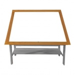 "Gagne Porta-Trace Light Table: 24"" x 36"""