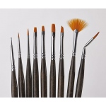 Donna Dewberry 9 Piece Mini Brush Set