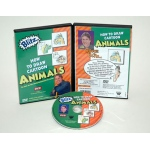 Bruce Blitz DVD: Draw Animals, 1 Hour