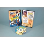 Bruce Blitz DVD: Draw Comic Strips, 1 Hour
