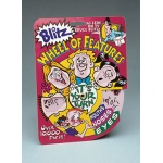 Bruce Blitz Cartooning Wheel Of Features