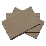 "Inovart Cardboard Mini Looms 3-1/2"""" x 6"" - Package Of 24 Looms"