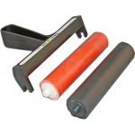 "Inovart 4"" Snap Out Brayer Set"