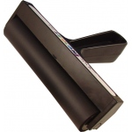 "Inovart 6"" Snap Out Soft Rubber Brayer"