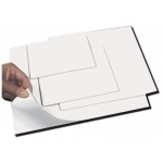 "Inovart Smooth-Cut Printing And Stamping Plates 1/8"" x 6"" x 9"" - 2 per pack"