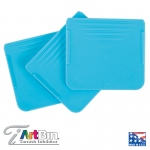 Artbin 5712ag Zerust Anti Tarnish Divider Packs 12/pk. Teal