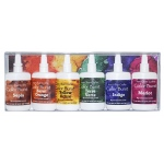 Ken Oliver - Color Burst - 6 Pack Set - Earth Tones Assortment