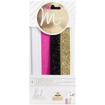 American Crafts - Heidi Swapp - Minc - Journal Bands 7inX.5in 4 Pack