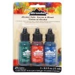 Ranger Tim Holtz Adirondack Alcohol Inks Rustic Lodge