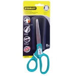 "Stanley®  7"" Student Scissors: Blue, 7"", Scissors, (model SCI7ST-TEAL), price per each"