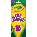 Crayola® Hexagonal Oil Pastel 16-Color Set: Multi, Stick, Oil