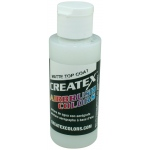 Createx™ Airbrush Top Coat Matte 2oz: Bottle, 2 oz, Airbrush