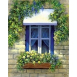 "Royal & Langnickel® Paint Your Own Masterpiece™ 11 x 14 European Window: 11"" x 14"", (model POM-SET8), price per set"