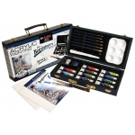 Royal & Langnickel® Acrylic Painting for Beginners Set: Multi, Acrylic, (model RSET-ACRY3000), price per set