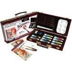 Royal & Langnickel® Watercolor Painting for Beginners Set: Multi, Watercolor, (model RSET-WAT3000), price per set