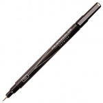 Prismacolor® Premier Black Fine Line Marker .05 Nib: Black/Gray, .05mm, Fine Nib, (model SN14194), price per each