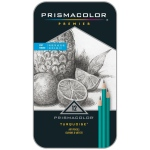 Prismacolor® Premeir Turquoise® Premier Soft Drawing Pencil Set: Black/Gray, Drawing