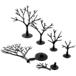 "Woodland Scenics® 3/4""-2"" Flexible Tree Armatures: 114-Pack, 3/4"" - 2"", Tree, (model TR1120), price per each"