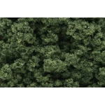 Woodland Scenics® Foliage Clusters Medium Green Cluster : Green, 45 cu in, Foliage, (model WSFC58), price per each
