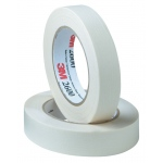 "3M™ 1"" Masking Tape: General, 1"", (model 2600-B), price per roll"