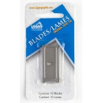 Logan 270-10 Blister Card Blades: Pack of 10, 12 Packs