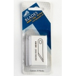Logan 1258-20 Blades: Fits 703, 705 & 706,  Pack of 20