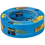 "Scotch® 1"" Safe Release™ Painters' Masking Tape: Blue, 60 yd, Paint, 1"", (model 2090-A), price per each"