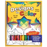 Flying Frog Designs to Color Marker Original Activity Book: Multi, Children's Art Kit, (model FFD2CO-M), price per each