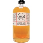 Gamblin Galkyd Lite Resin Medium 32oz: 32 oz, Oil Alkyd, (model G02032), price per each
