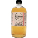 Gamblin Galkyd Slow Drying 16oz: 16 oz, Oil Alkyd, (model G02516), price per each