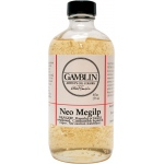 Gamblin Neo-Megilp 8oz: 8 oz, Oil Glaze, (model G03508), price per each