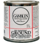 Gamblin Ground 8oz: 8 oz, Ground, (model G01108), price per each