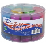 Alvin Twin Eraser/Sharpener Display/18