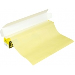 "Saral® 12"" x 12' Wax-Free Transfer Paper Roll Yellow: Yellow, Sheet, 12"" x 12', (model SARALYELLOW), price per each"