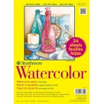 "Strathmore 9"" x 12"" Cold Press Shrinkwrapped Watercolor Class Pack"