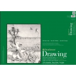 "Strathmore® 400 Series 18"" x 24"" Wire Bound Recycled Drawing Pad: Wire Bound, White/Ivory, Pad, 24 Sheets, 18"" x 24"", Medium, Recycled Drawing, 80 lb"