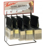 Fredrix® Gesso Brush Assortment: Multi, Gesso, (model T7106), price per each