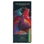 Prismacolor® NuPastel® 24-Color Set: Multi, Stick, Drawing, (model 27049), price per set