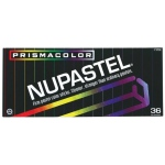 Prismacolor® NuPastel® 36-Color Set: Multi, Stick, Drawing, (model 27050), price per set